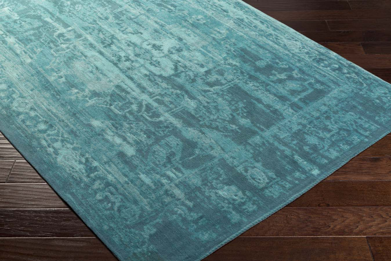 Artistic Weavers Elegant Awet 3073 Maya Teal Rug