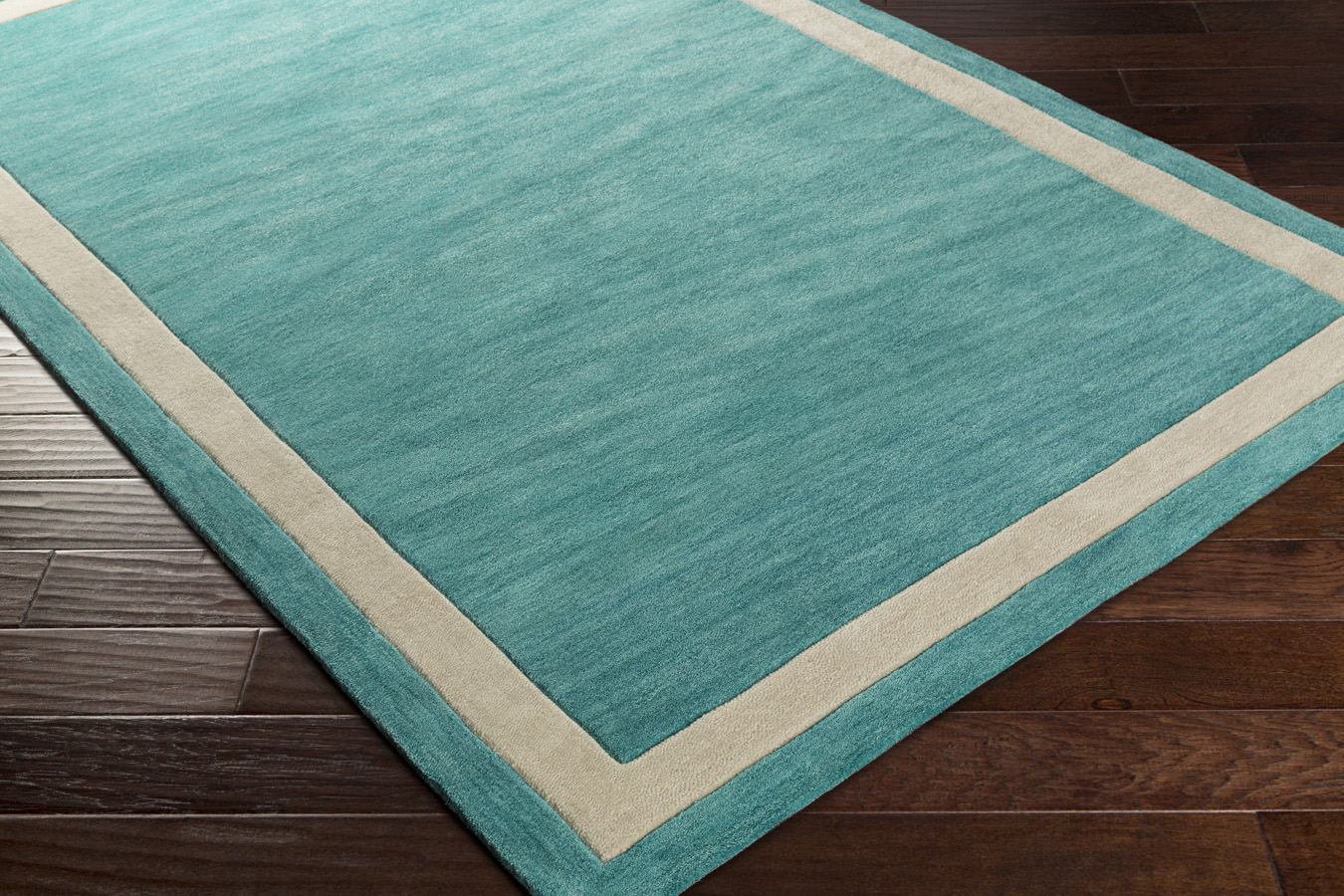 Artistic Weavers Holden AWHL-1001 Blair Turquoise Ivory Rug
