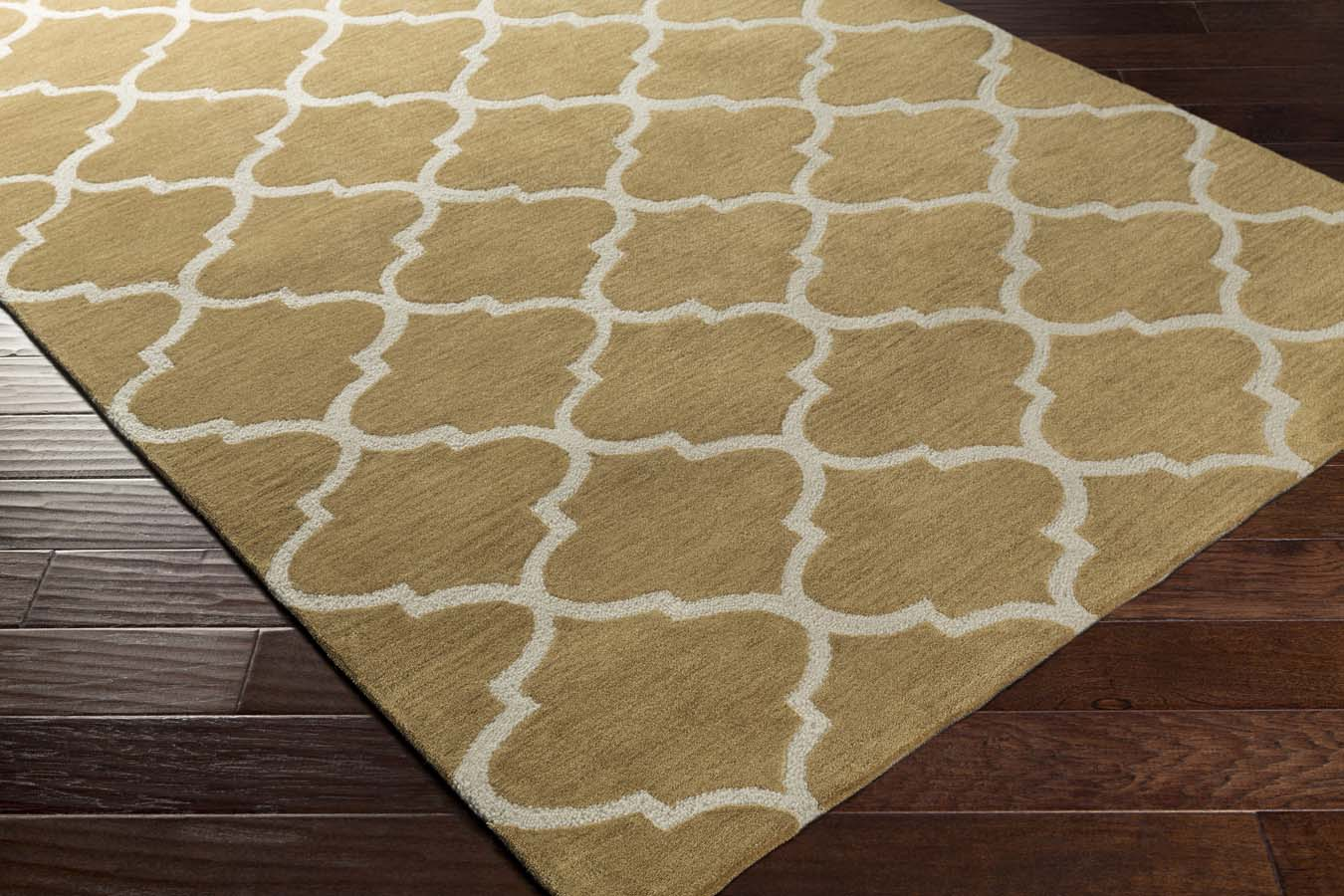 Artistic Weavers Holden AWHL-1015 Finley Tan/Ivory Rug