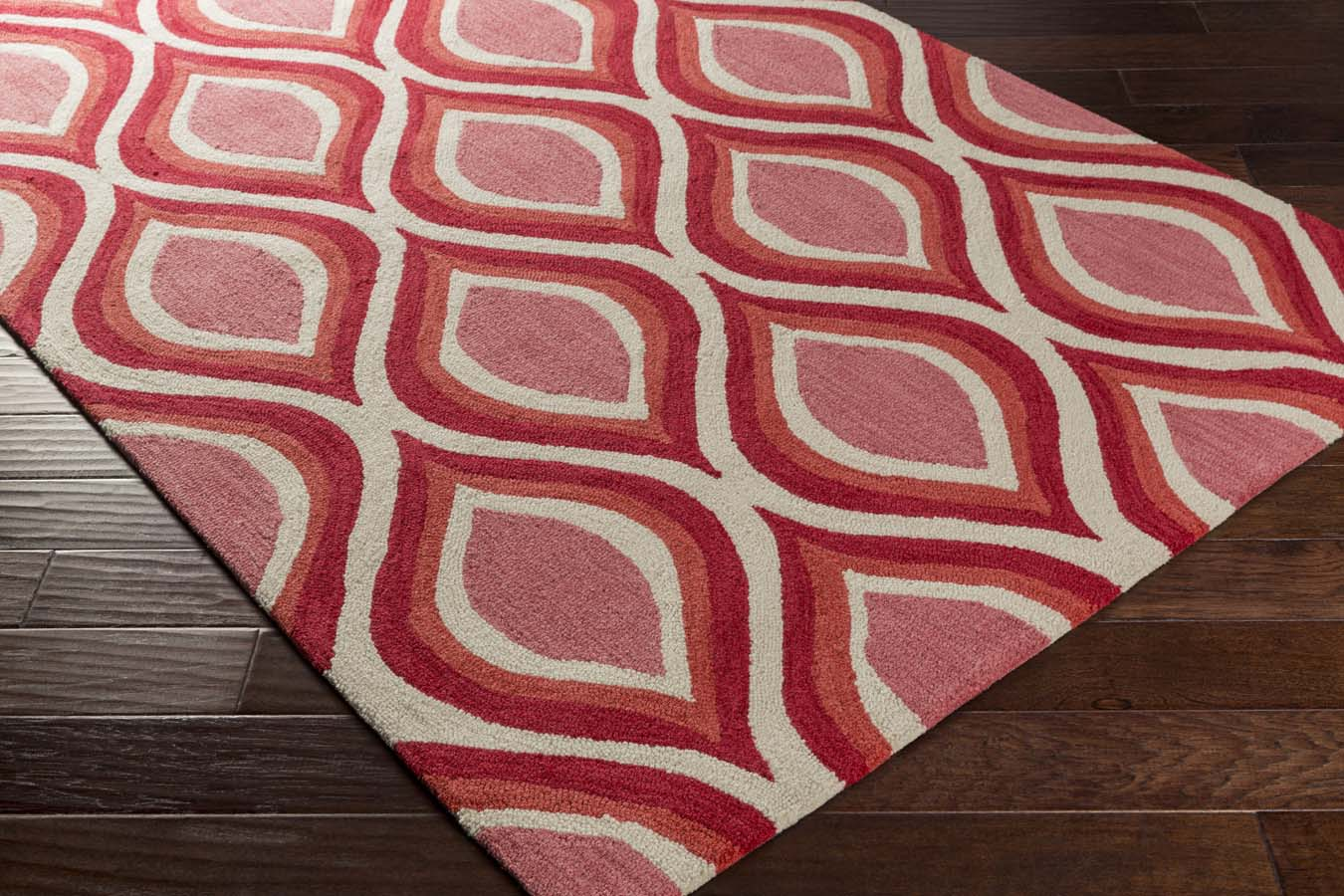 Artistic Weavers Holden AWHL-1097 Lucy Coral Multi Rug