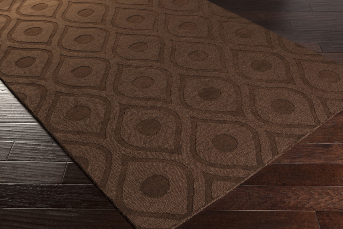 Artistic Weavers Central Park Zara Awhp4002 Brown Area Rug