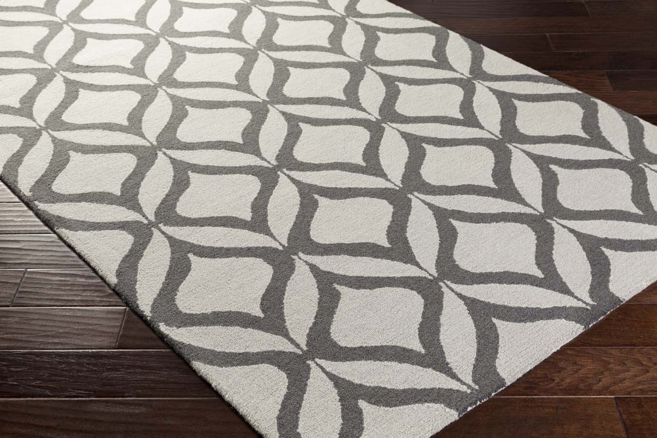Artistic Weavers Impression AWIP-2197 Addy Gray/Ivory Rug