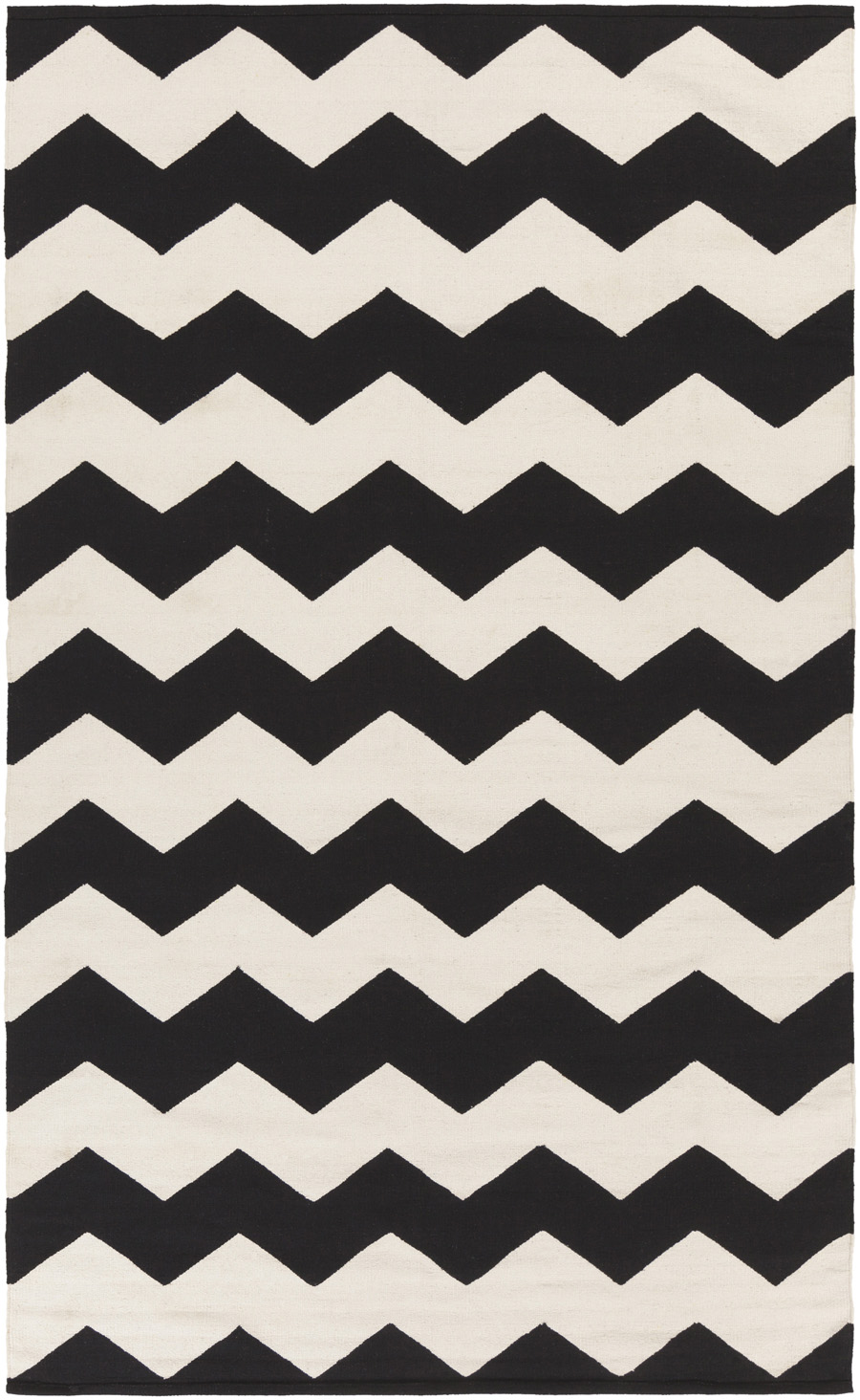 Artistic Weavers Vogue Collins AWLT3016 Black/White Area Rug