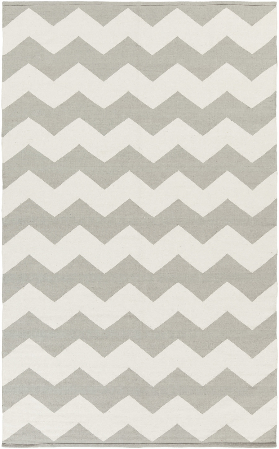 Artistic Weavers Vogue Collins AWLT3019 Grey/White Area Rug