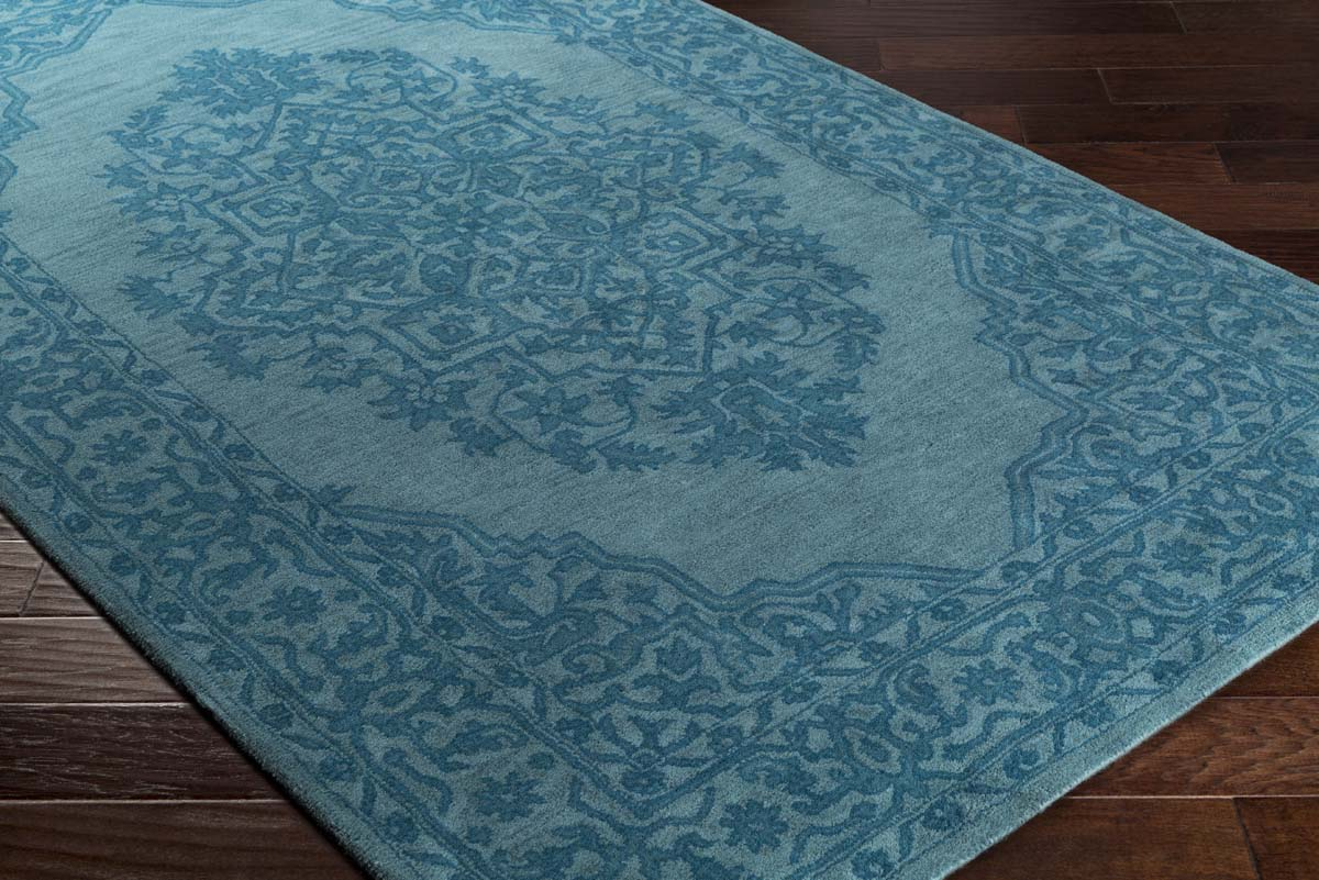 Artistic Weavers Middleton AWMD-2353 Cameron Teal Rug