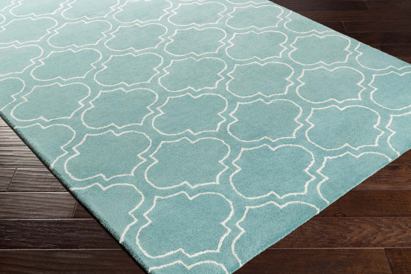 Artistic Weavers Signature AWSG-2148 Emily Light Blue/Ivory Rug
