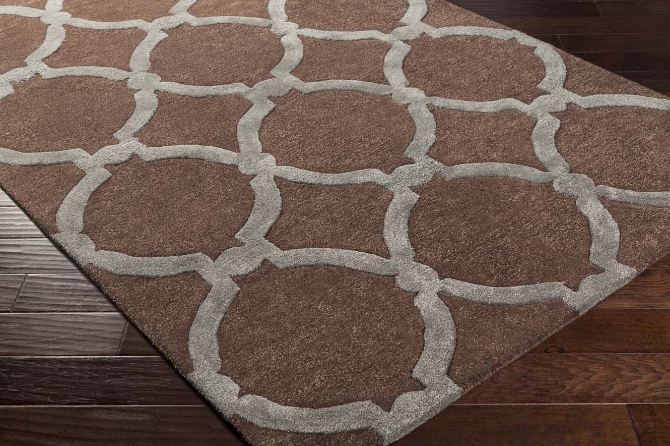 Artistic Weavers Urban AWUB-2143 Lainey Brown Rug