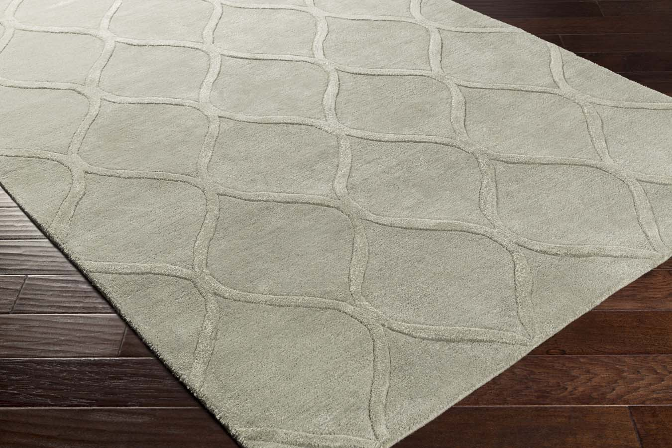 Artistic Weavers Urban AWUB-2157 Cassidy Gray/Gray Rug