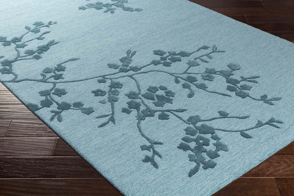 Artistic Weavers Alexander Axr 2225 Smith Turquoise Teal Rug