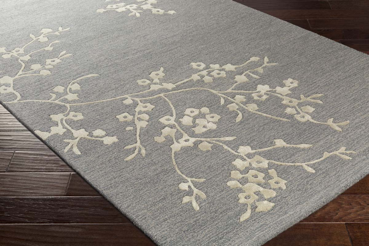 Artistic Weavers Alexander Axr 2227 Smith Gray Ivory Rug