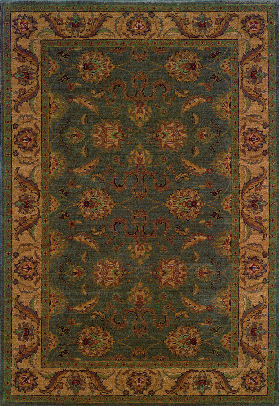 Oriental Weavers Sphinx Allure 012e1 Brown Gray Rug
