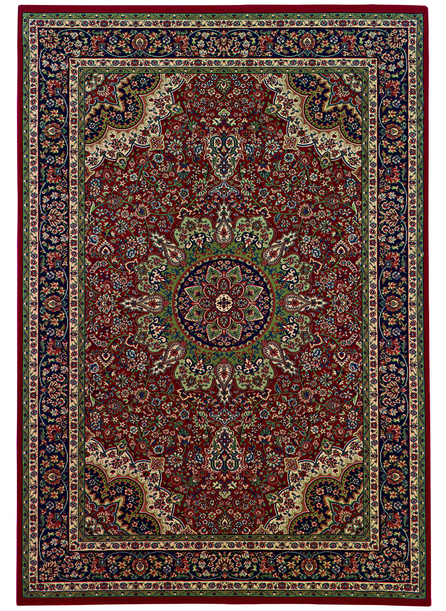 Oriental Weavers Sphinx Ariana 116r3 Red Rug