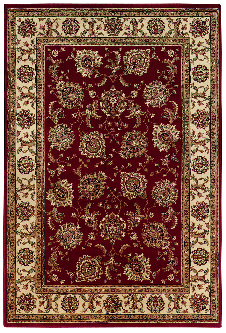 Oriental Weavers Sphinx Ariana 117c3 Red Rug