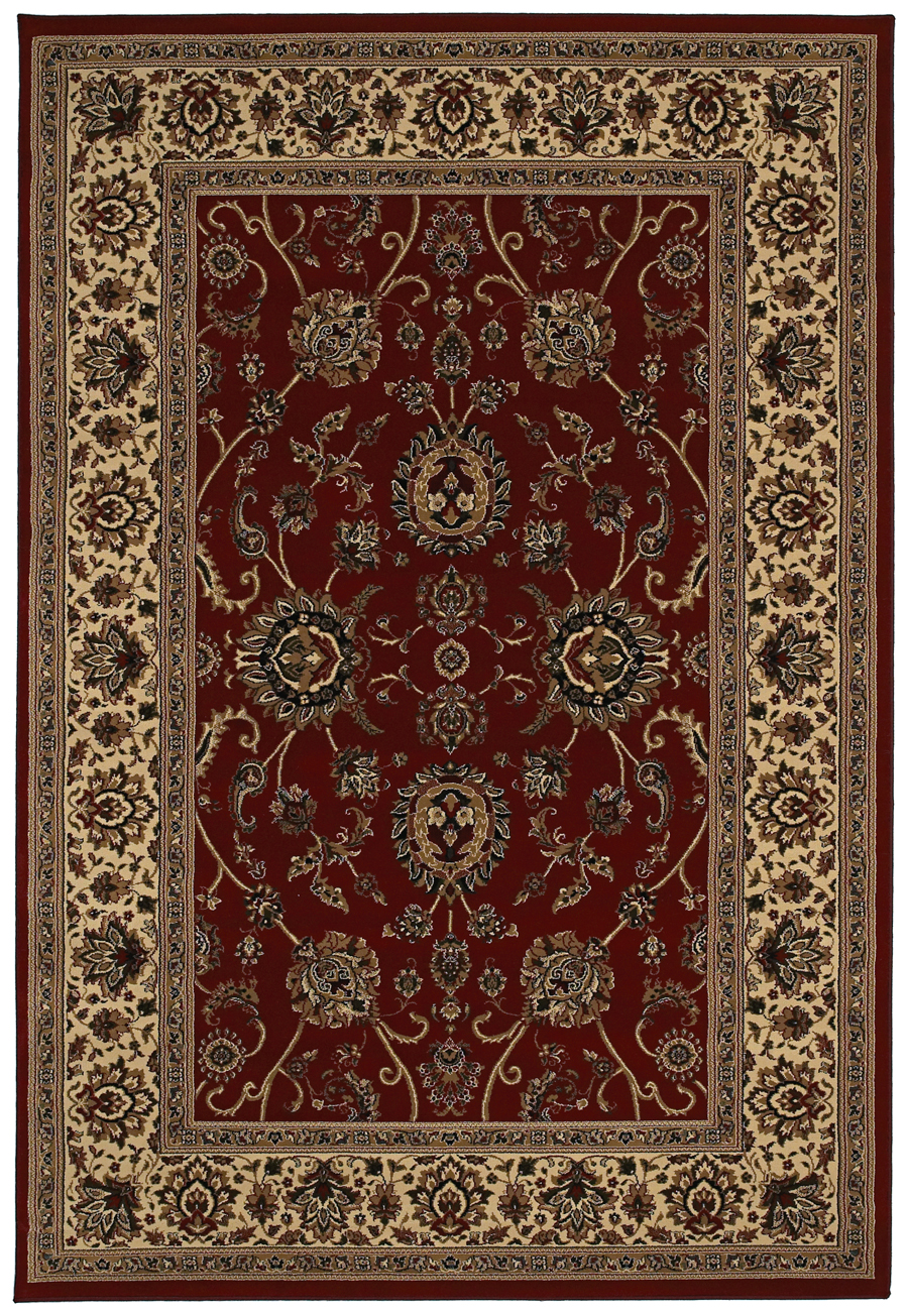 Oriental Weavers Sphinx Ariana 130-8 Red Rug
