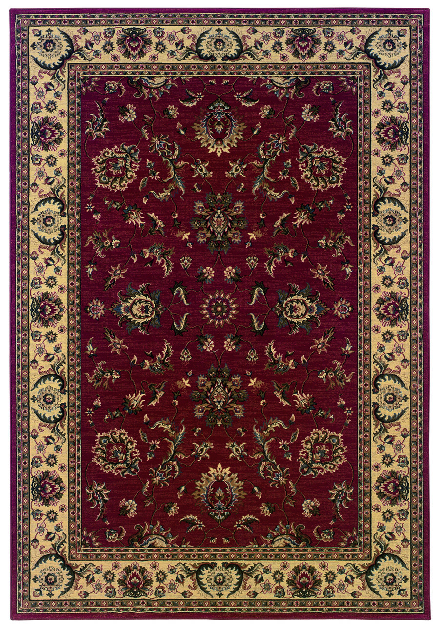 Oriental Weavers Sphinx Ariana 311c3 Red Rug