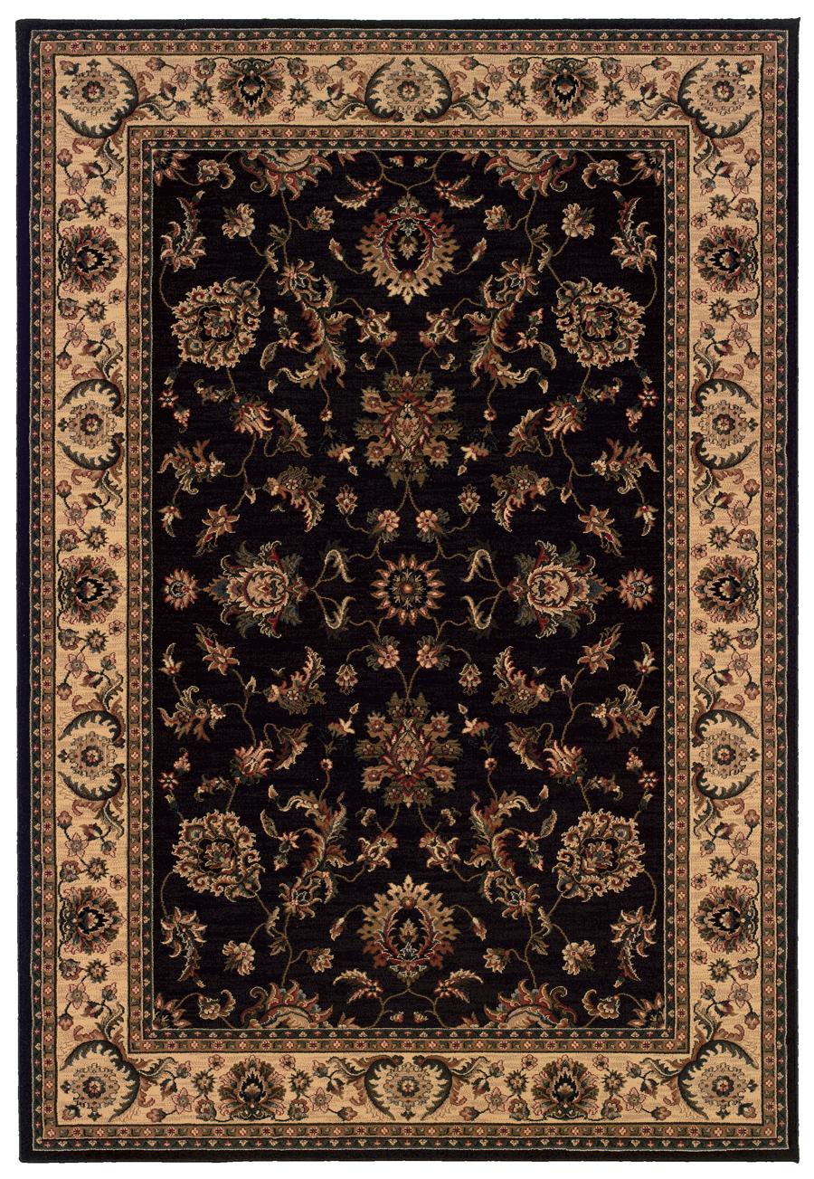 Oriental Weavers Sphinx Ariana 311k3 Black Rug