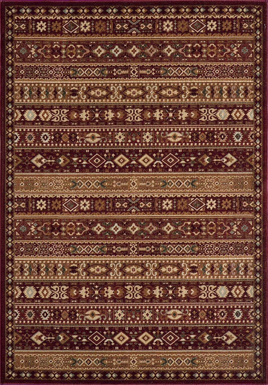 Momeni Belmont BE-04 Red Rug