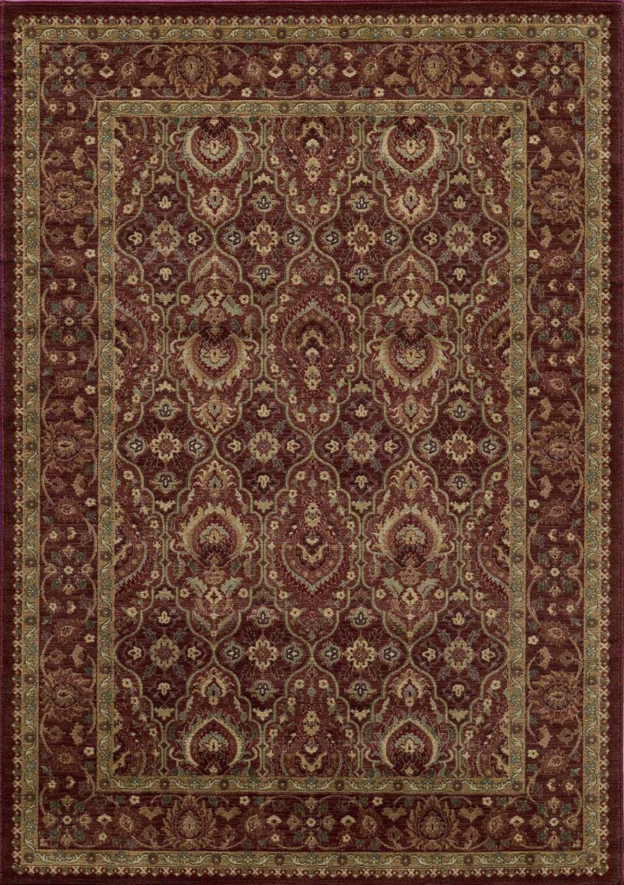 Momeni Belmont BE-05 Red Rug