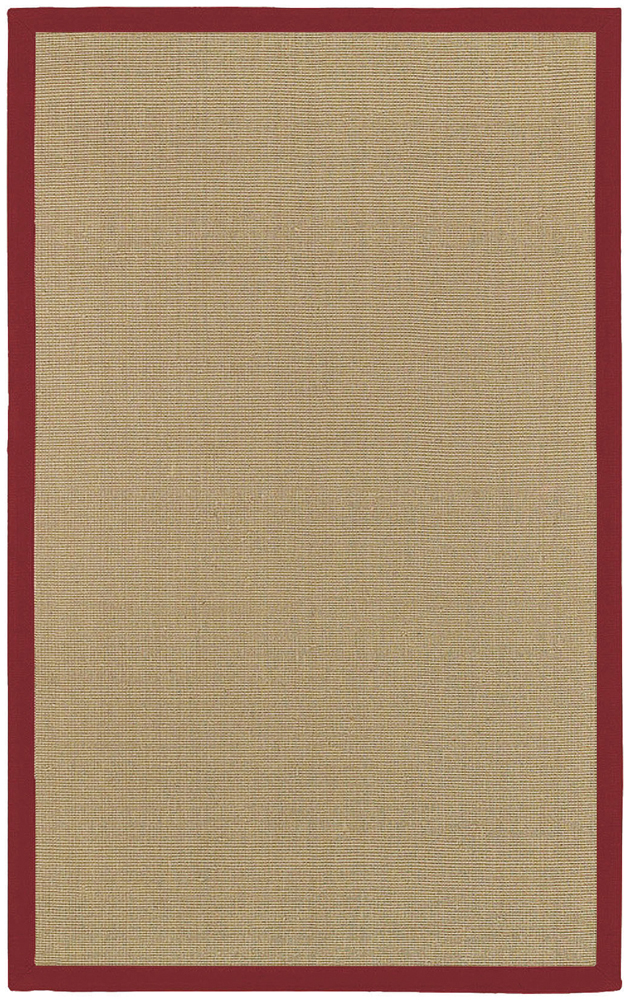 Chandra Bay Red Rug