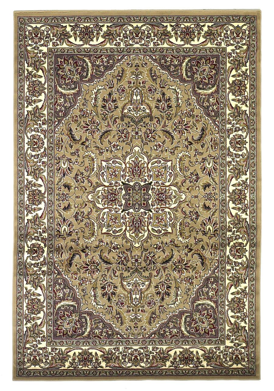 Cambridge 7328 Beige/Ivory Rug by Kas