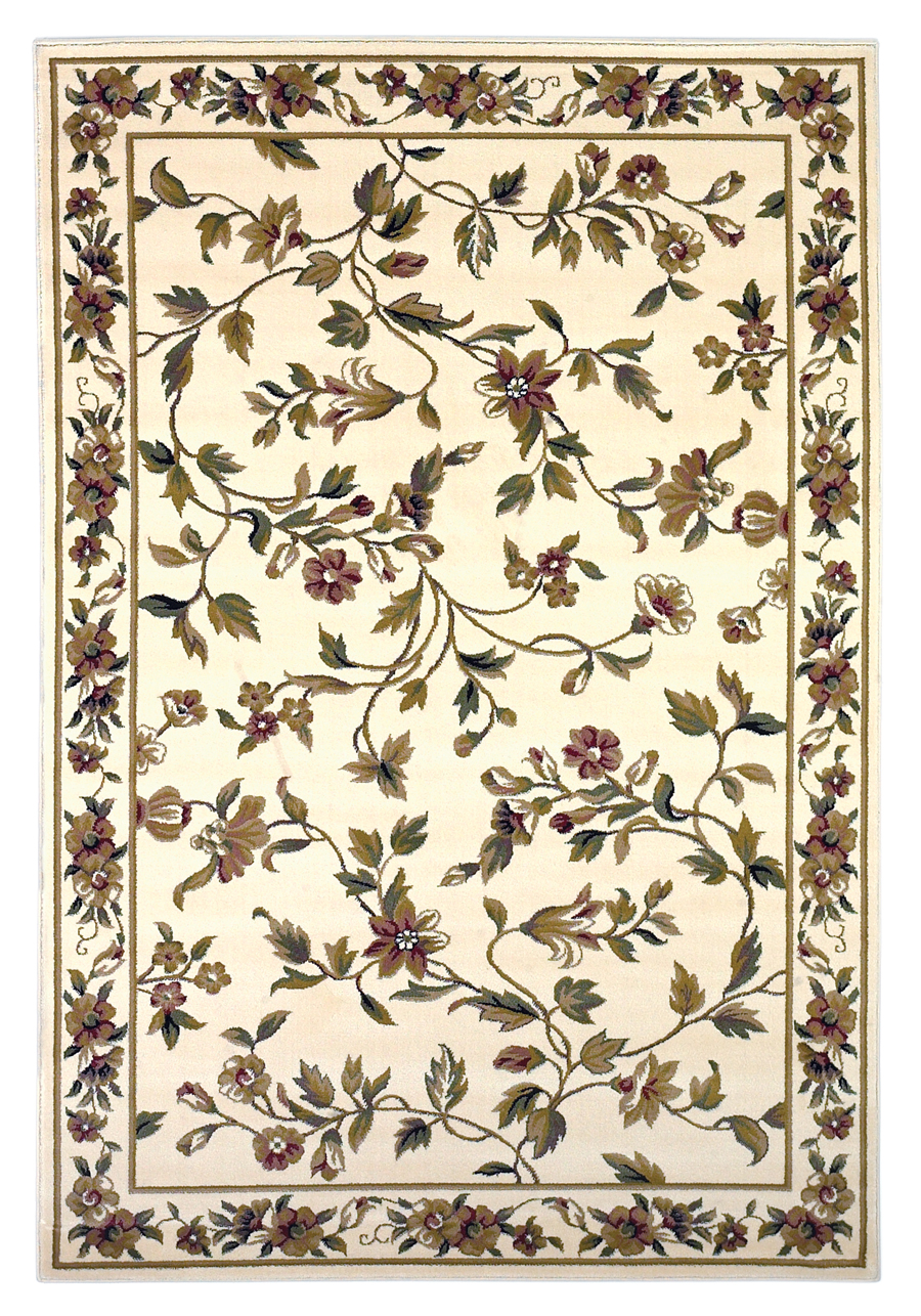 Cambridge 7331 Ivory Rug by Kas