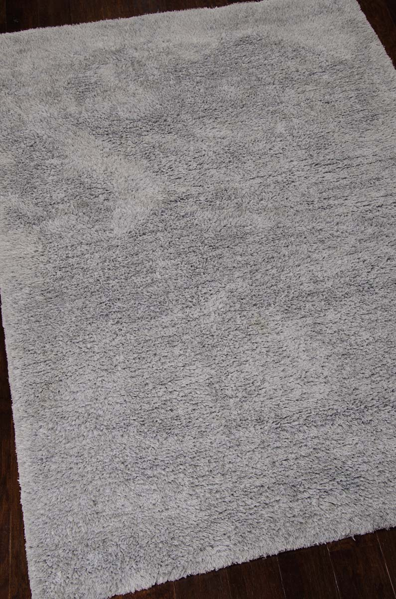 Nourison Cloud CLD01 Light Grey Rug