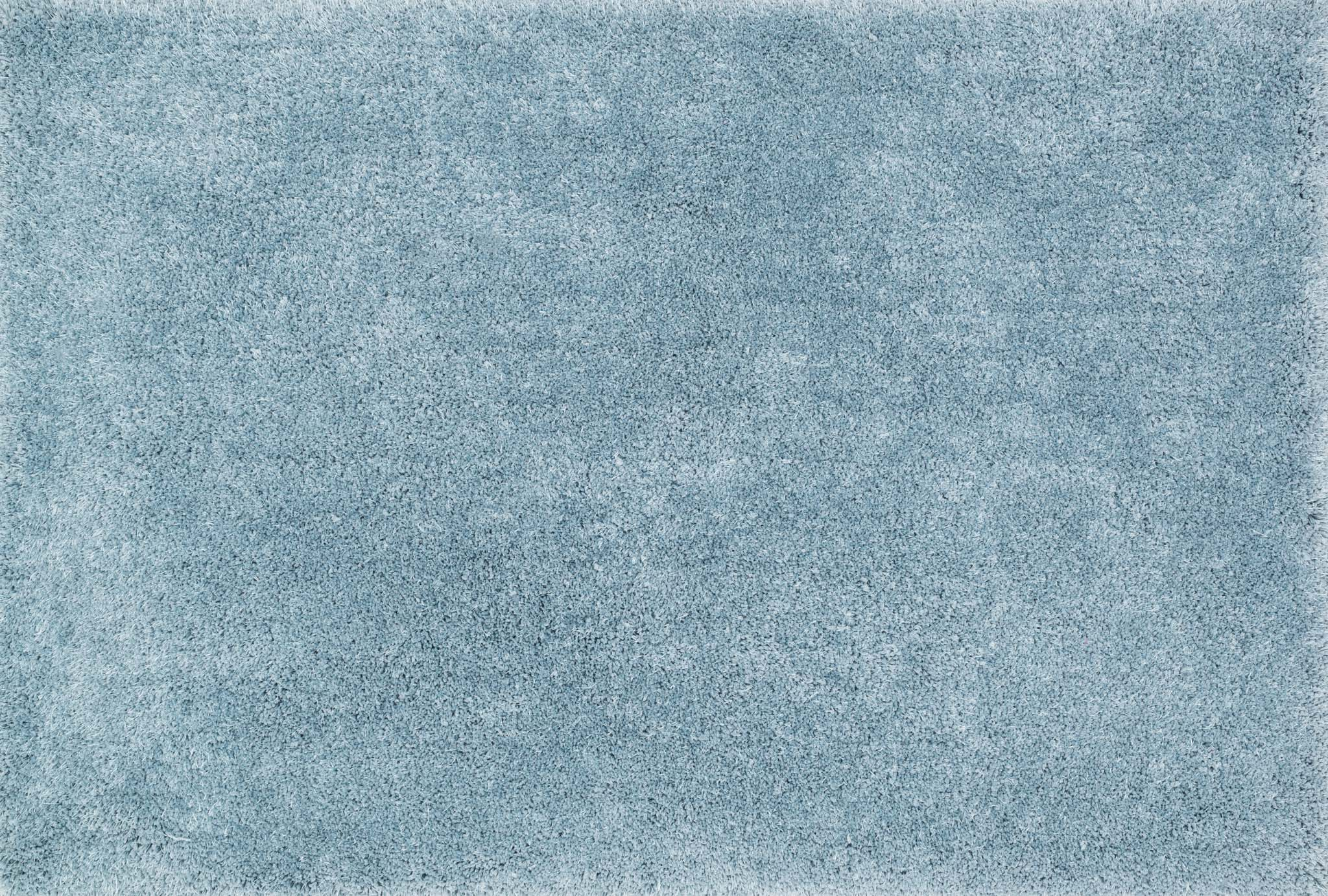 Loloi Cozy Shag CZ-01 Light Blue Rug