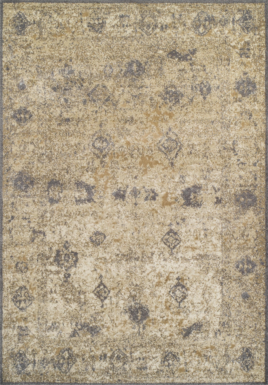 Dalyn Antiquity Aq1 Ivory Grey