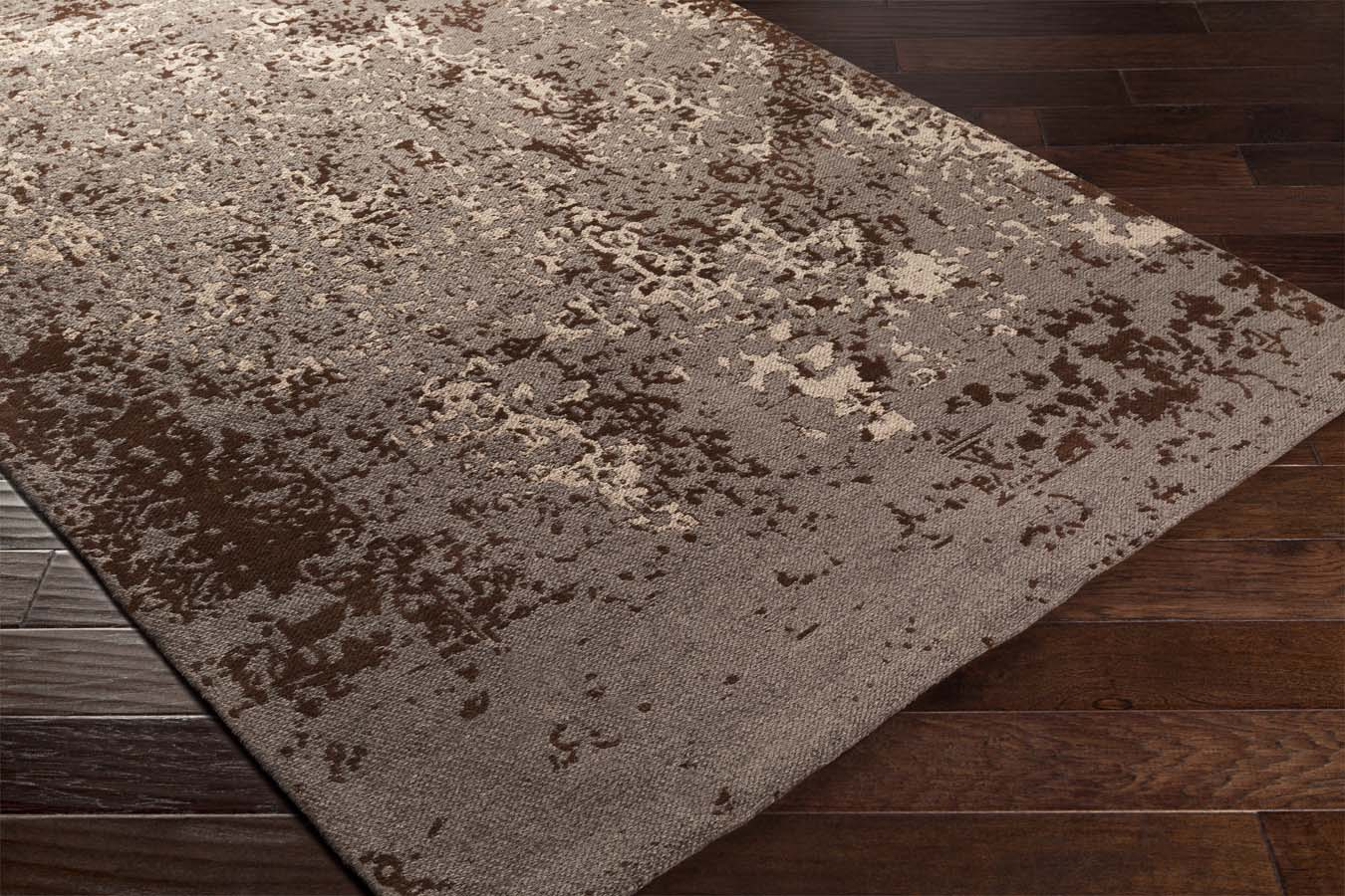 Artistic Weavers Egypt EGT-3075 Lara Grey/Brown Rug