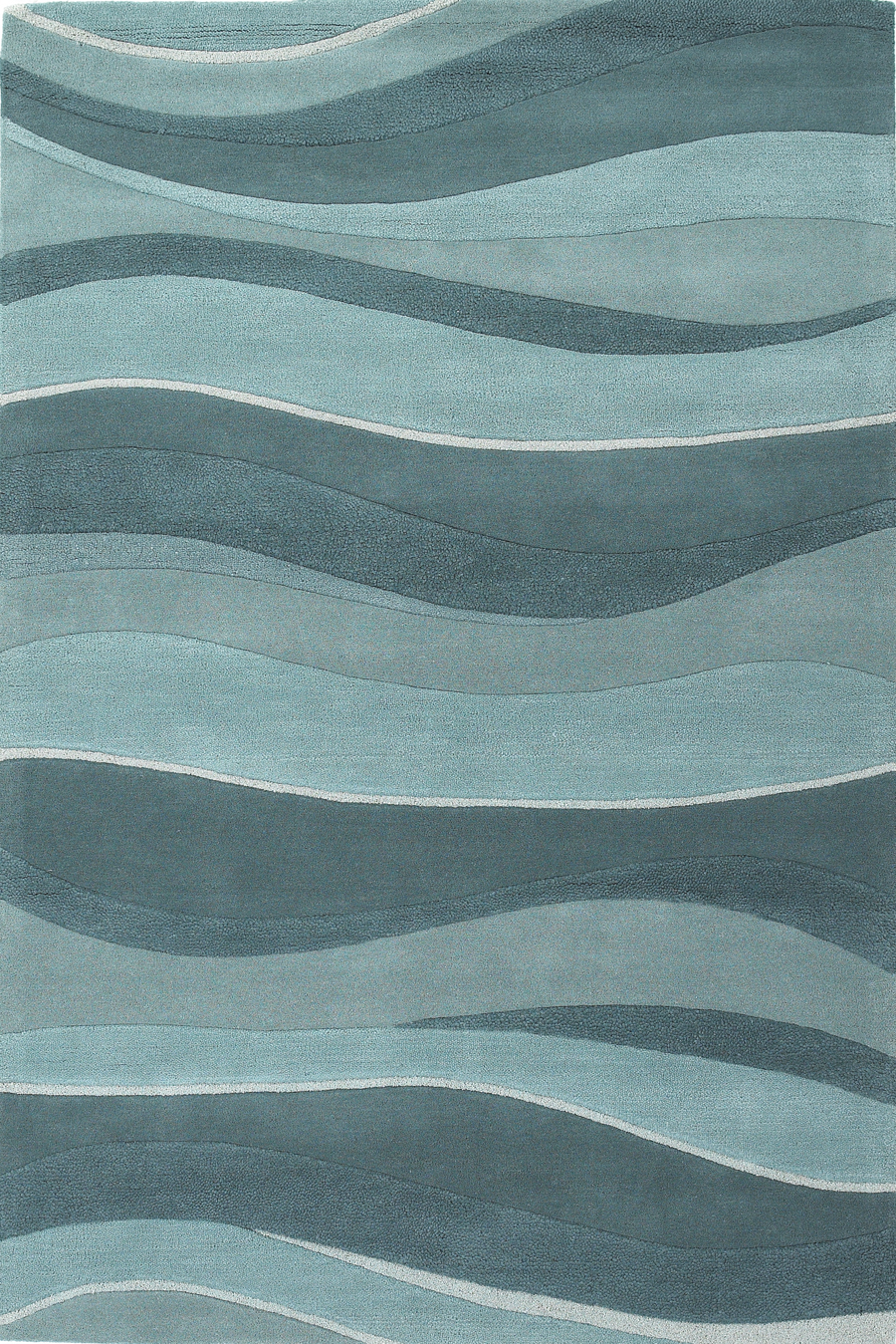 Eternity Landscapes 1053 Ocean Rug by Kas