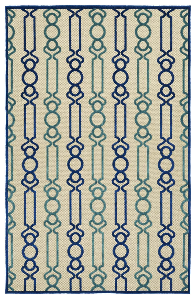Kaleen A Breath of Fresh Air FSR105-22 Navy Rug