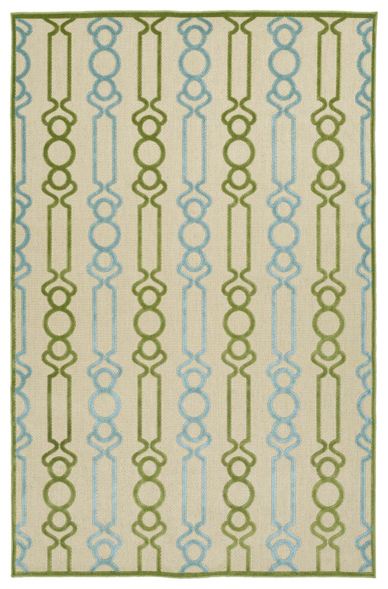 Kaleen A Breath of Fresh Air FSR105-50 Green Rug