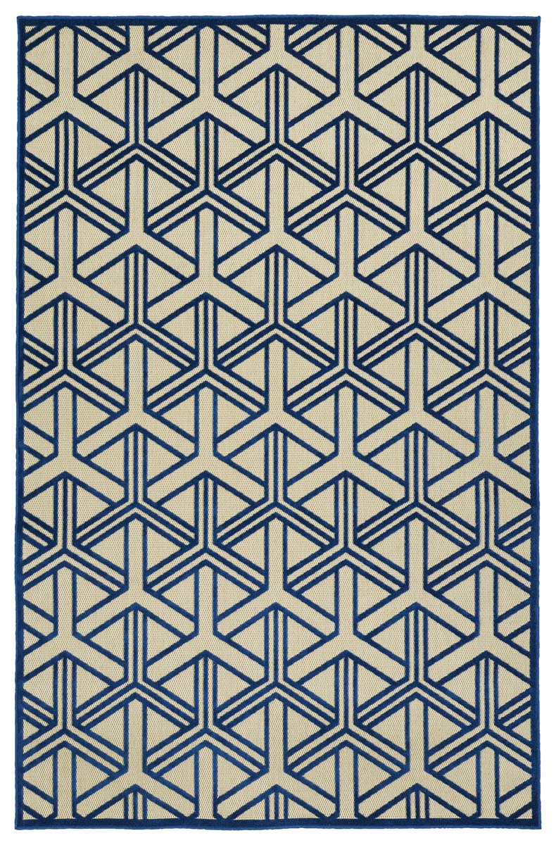 Kaleen A Breath of Fresh Air FSR106-22 Navy Rug