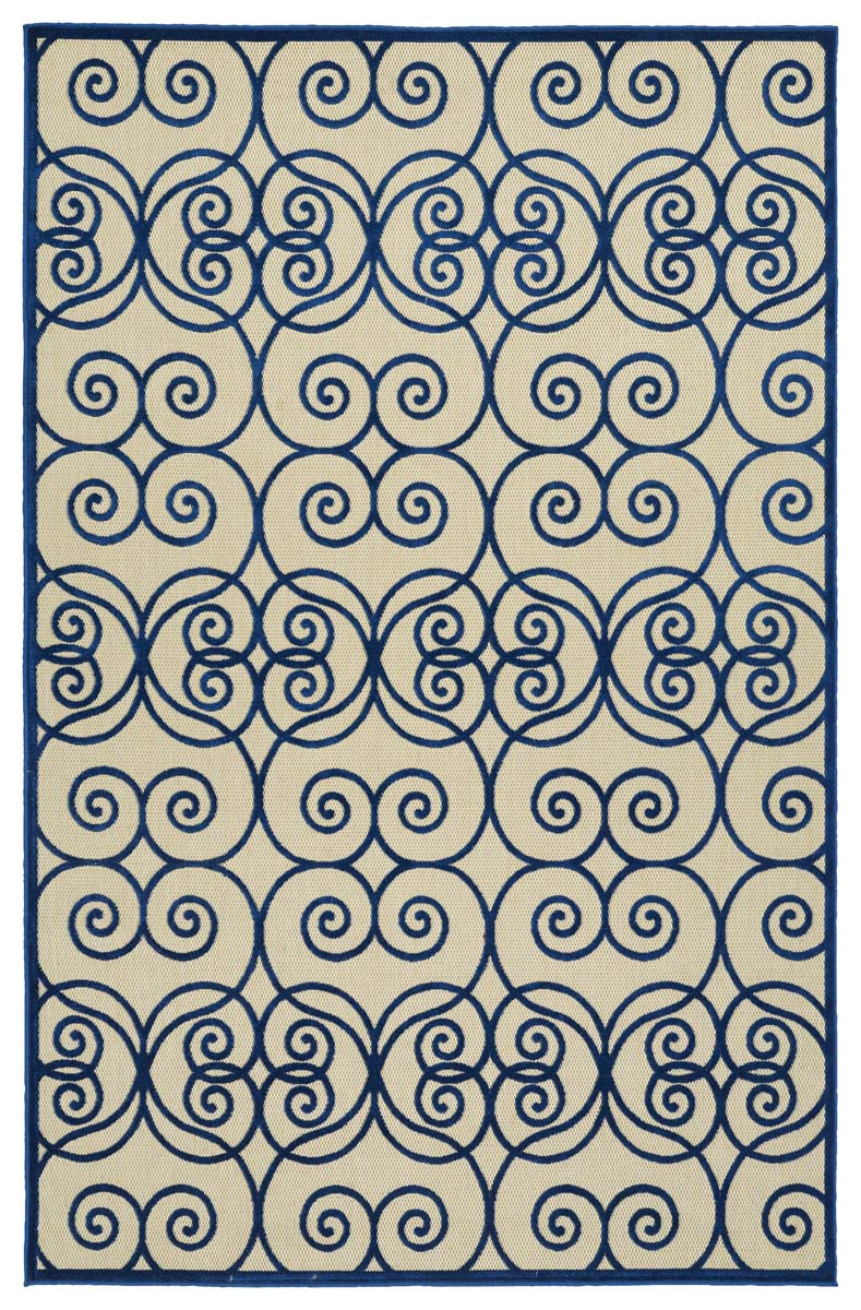 Kaleen A Breath of Fresh Air FSR108-22 Navy Rug
