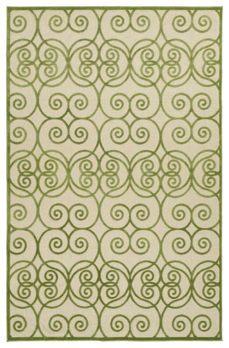 Kaleen A Breath of Fresh Air FSR108-50 Green Rug