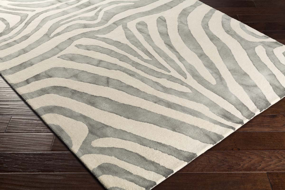 Artistic Weavers Geology GOL-2463 Parker Gray Ivory Rug