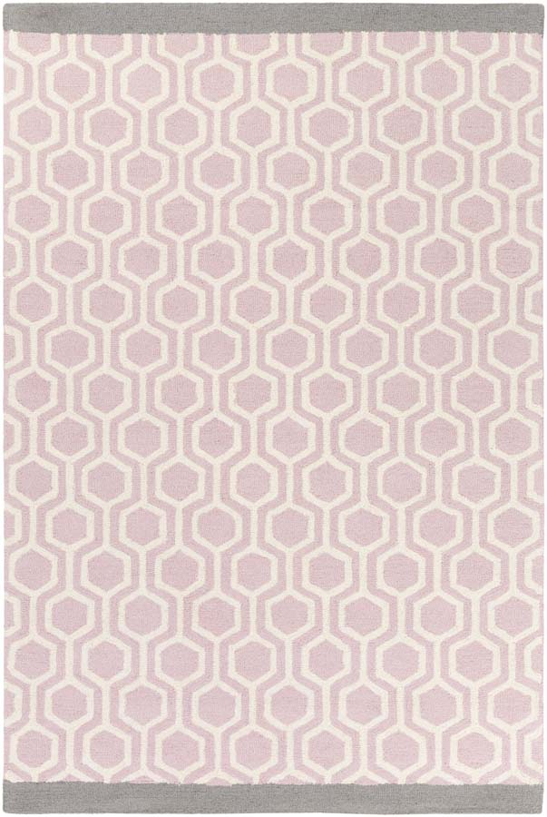 Artistic Weavers Hilda Hda 2381 Eva Light Pink Gray Rug