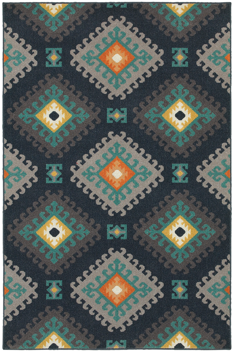 Oriental Weavers Sphinx Hampton 4929B Rug