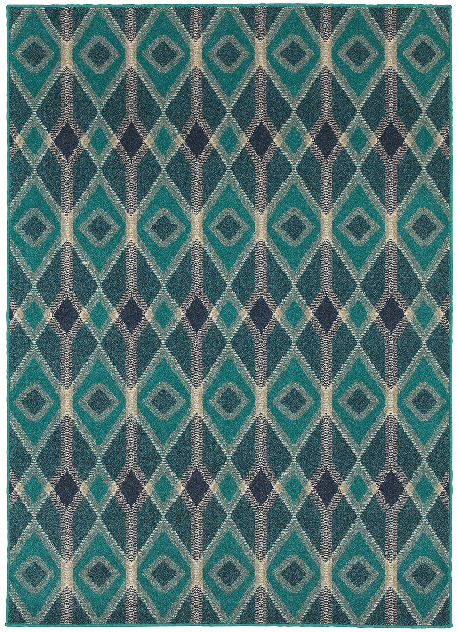 Oriental Weavers Sphinx Highlands 6627B Rug