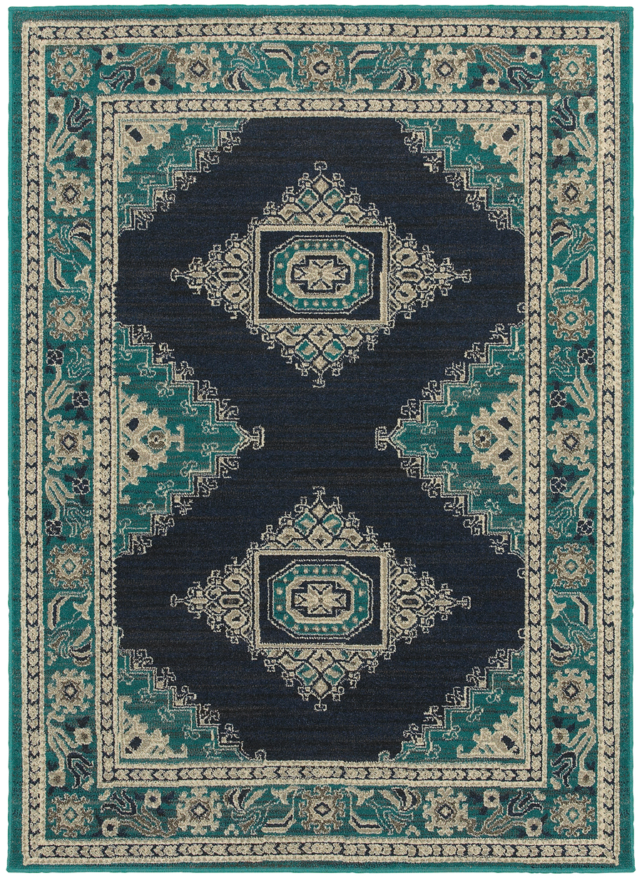 Oriental Weavers Sphinx Highlands 6658A Rug
