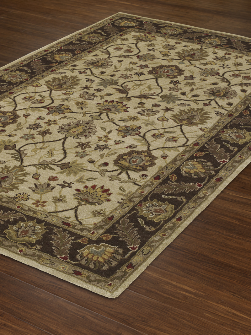 Jewel Collection By Dalyn Jw33 Ivory Jewel Rug By Dalyn