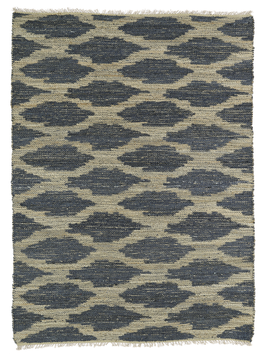 Kaleen Kenwood KEN01 10 Denim Area Rug