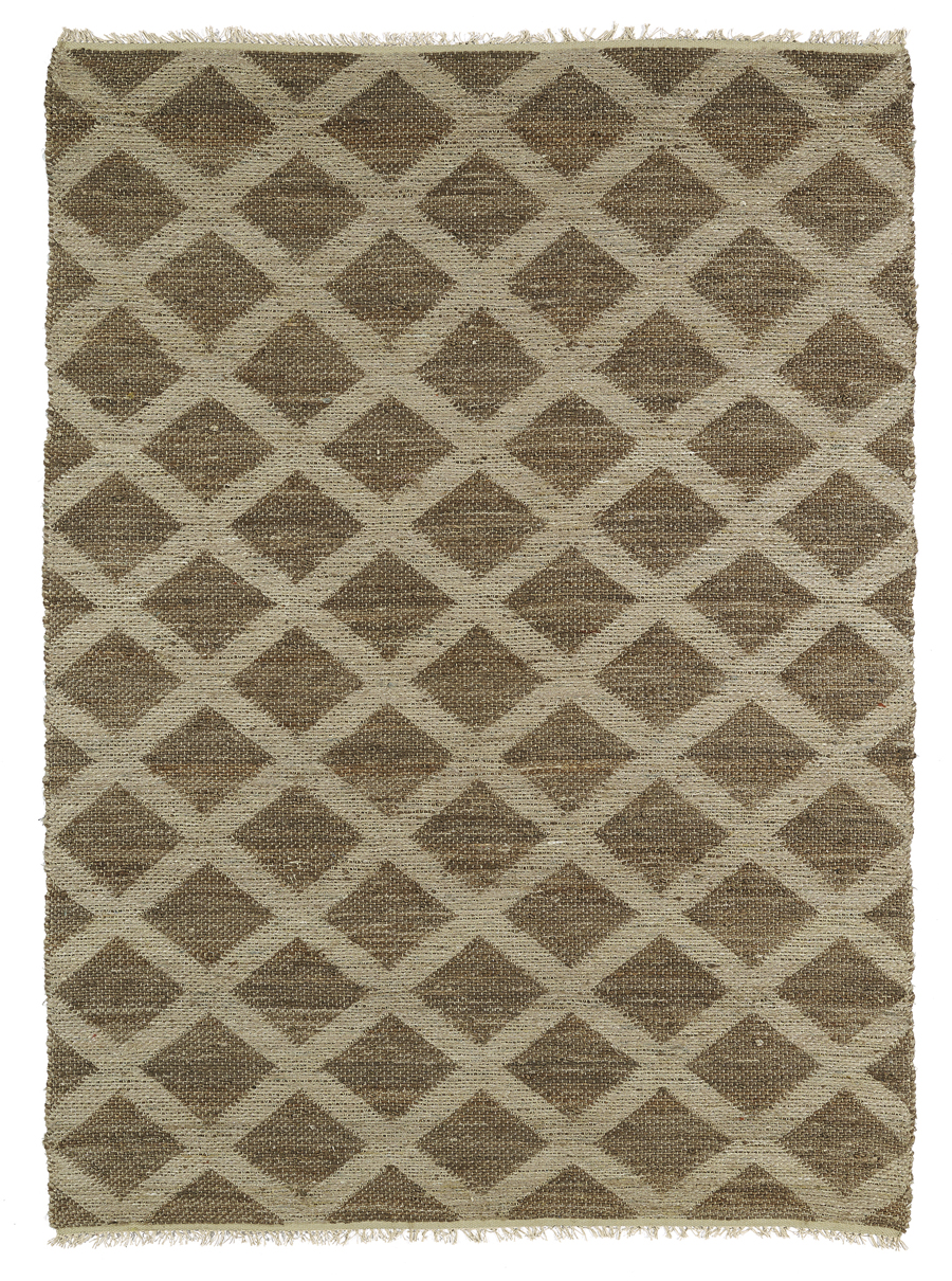 Kaleen Kenwood KEN05 40 Chocolate Area Rug