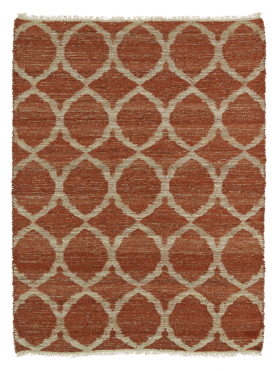 Kaleen Kenwood KEN06 30 Rust Area Rug