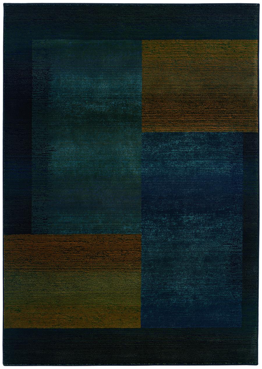 Oriental Weavers Sphinx Kharma Ii 1092l Blue Rug