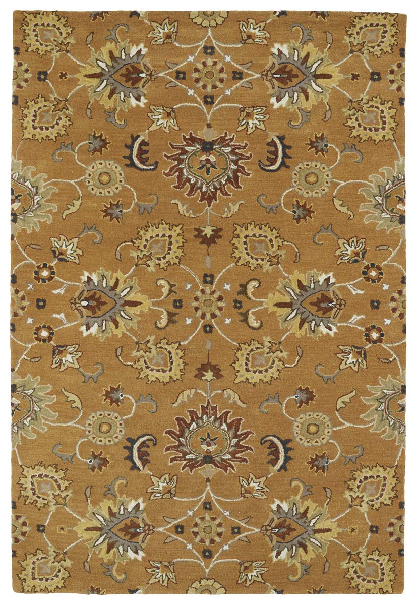 Kaleen Middleton MID02-67 Copper Rug