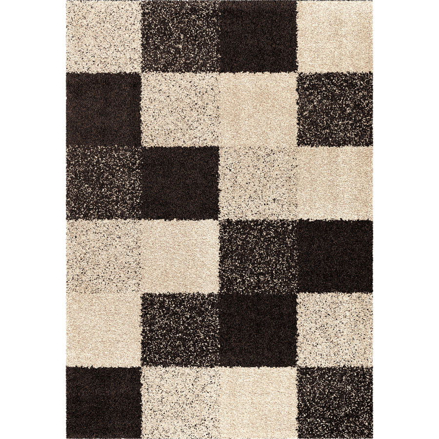 Orian Metropolitan 1651 Faculty Black Area Rug