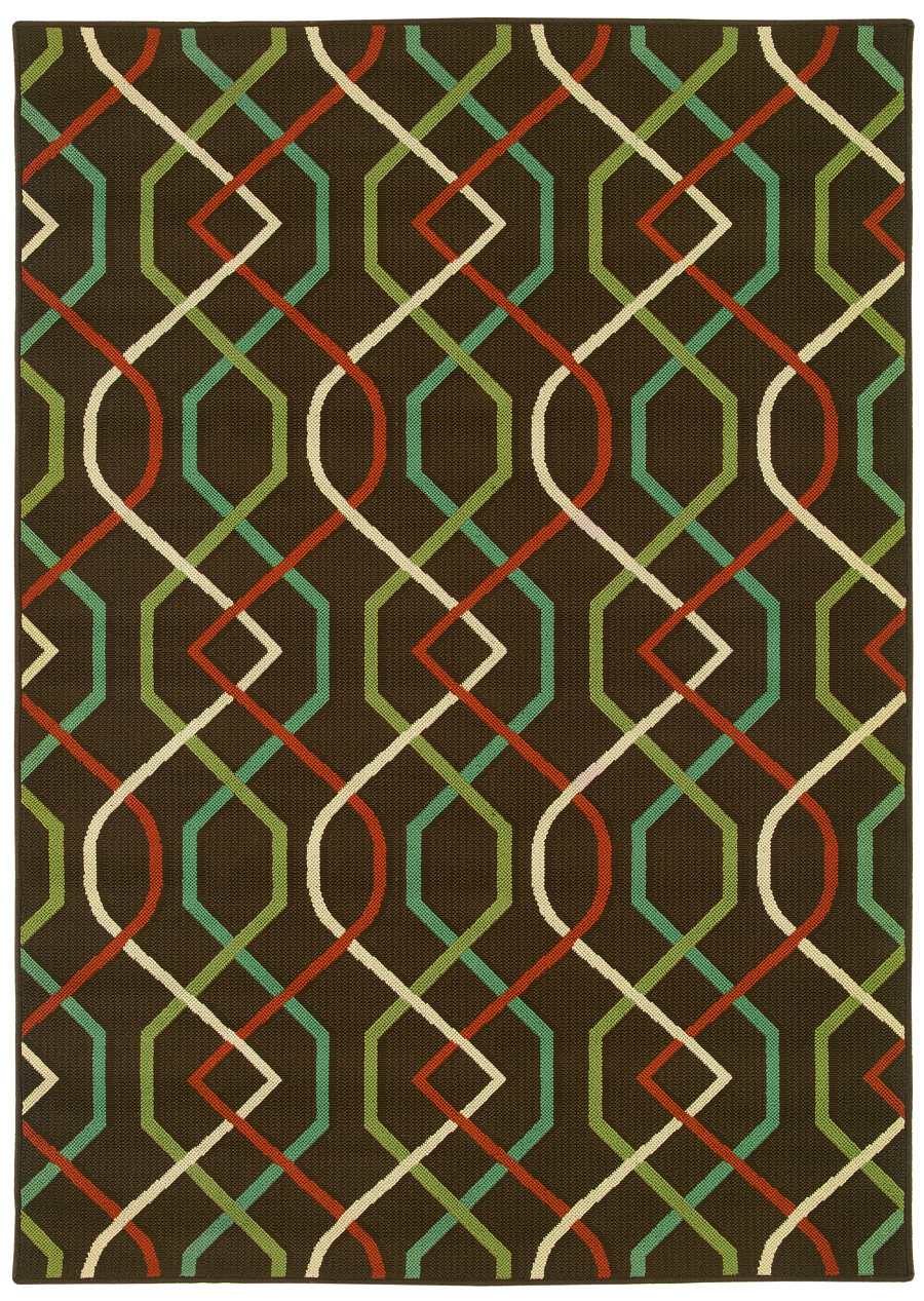 Oriental Weavers Sphinx Montego 896n Outdoor Rug