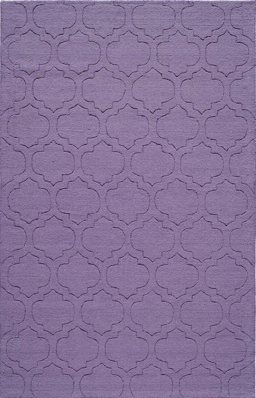 Rugs America Spectra 8120A Lilac Rug