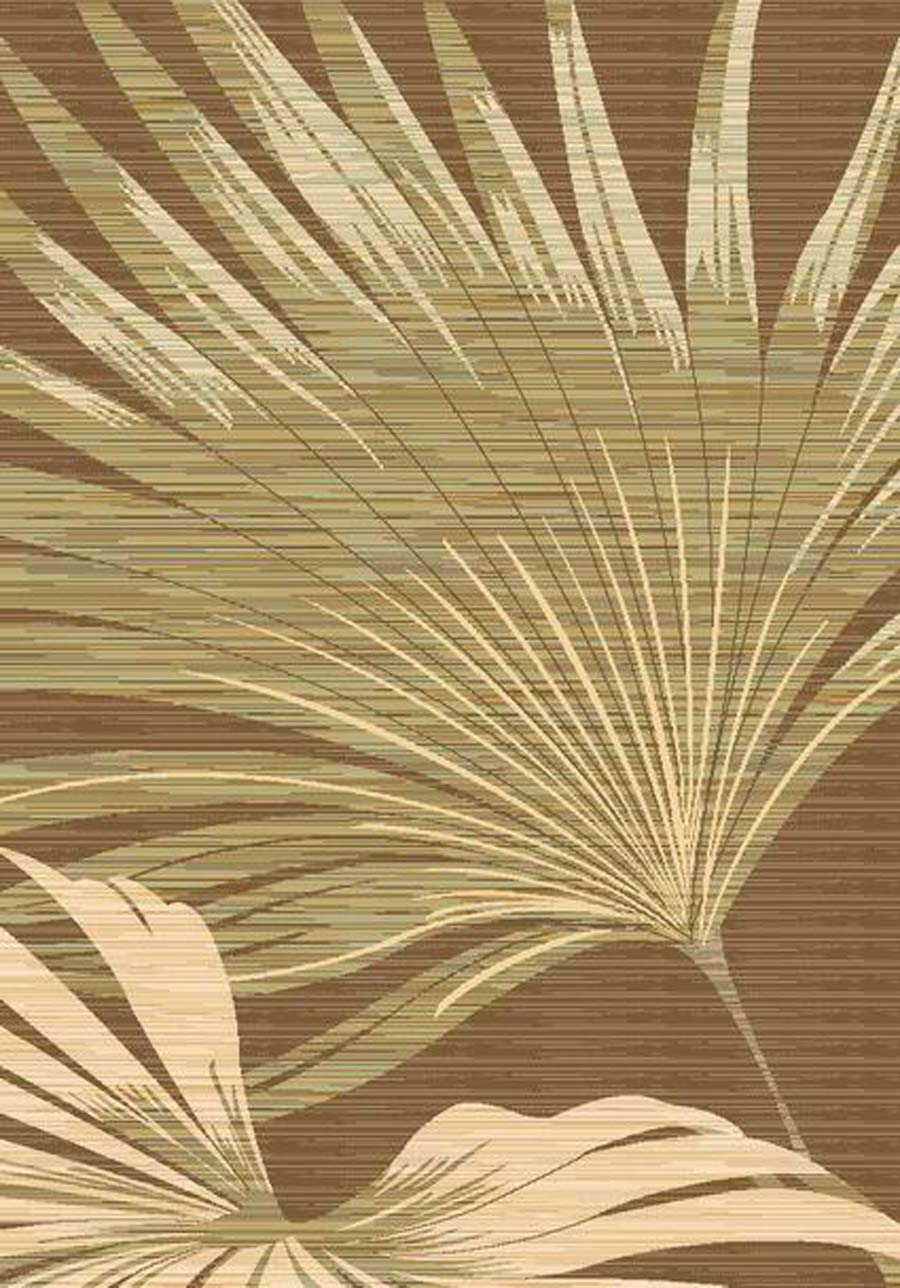 Rugs America Tropics 8863A Palm Frond Rug